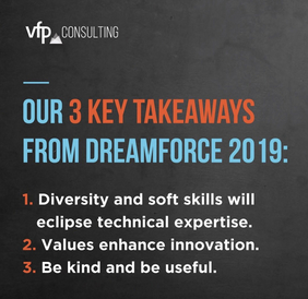 takeaways from Dreamforce 2019